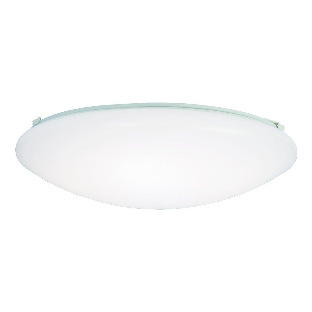 Metalux FMLED16WH830PR LED 16 Inch Flushmount, 1700 Lumens, Warm White