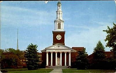 Memorial Hall, Campus of University of Kentucky Lexington Original Vintage Postcard