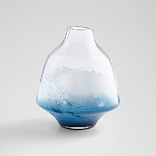 Cyan Design 09165 Water Dance Vase,,Small by Cyan Design