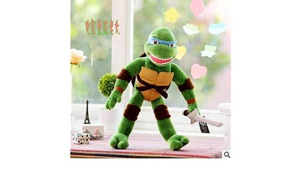 ZJL220 Juguetes de Peluche Adolescentes Mutant Ninja Turtles ...