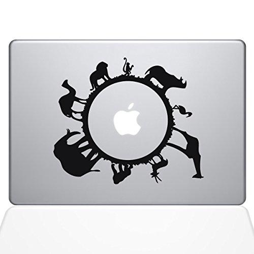 The Decal Guru Animal Planet MacBook Decal Vinyl Sticker - 13