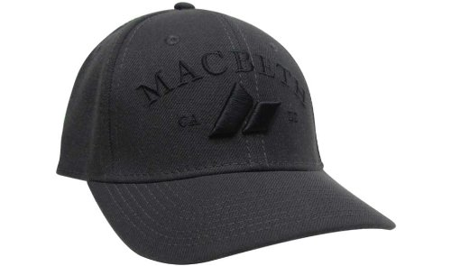d6342d889 Macbeth - CA Snapback Hat in Grey, O/S, Grey: Amazon.co.uk: Clothing