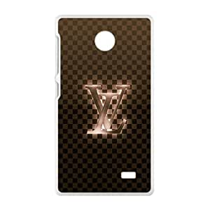 LV Louis Vuitton design fashion cell phone case for Nokia Lumia X