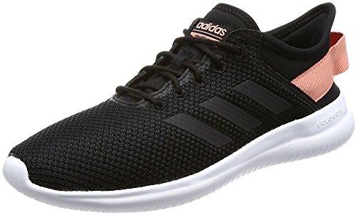 adidas CF Qtflex W Chaussures de Gymnastique Femme Noir Core Noir