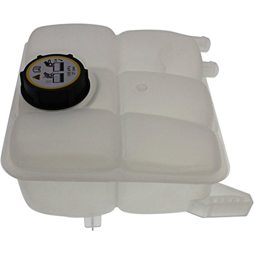 - Coolant Reservoir Expansion Tank compatible with Ford Focus 12-16 Overflow Reservoir Non-Turbo Eng w/Cap Plastic