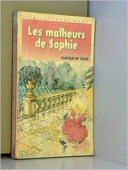 Les Malheurs De Sophie Bibliotheque Rose 9782010149665