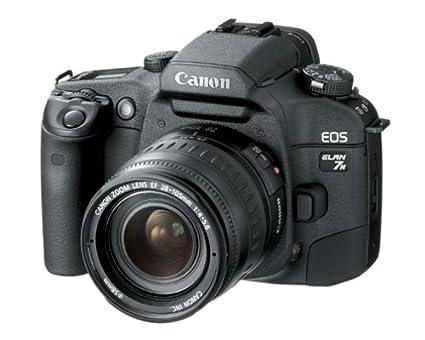 amazon com canon eos elan 7n 35mm slr camera kit with 28 105mm rh amazon com canon elan 7e instruction manual Manual Canon EOS Elan 7N