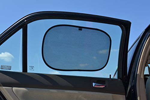 Car Sun Shade 2 Pack Premium Baby Car Window Shades