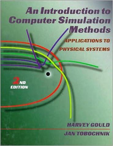 Computer Simulation Methods