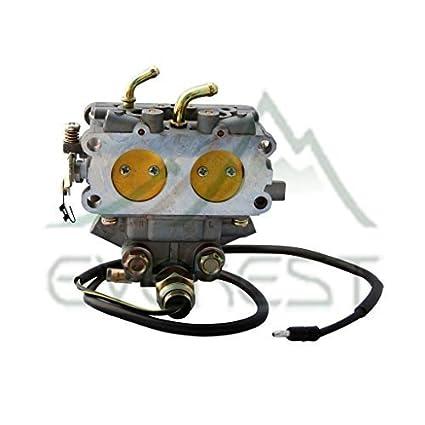 Amazon.com: NUEVO Motor de GX670 24hp GX 670 para Honda ...