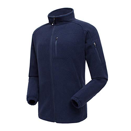 Marine Polaires Bleu De Sport Coupe Sportswear vent Blouson Manteau Vêtements Pulls Homme Et Owxqa067