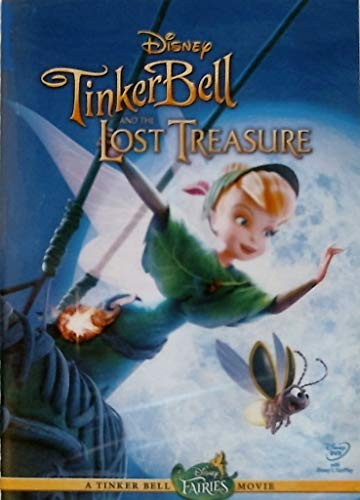 (Tinker Bell And The Lost Treasure)