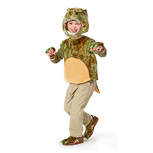 Orange Trex Costumes For Kids (Imaginarium Dino Dress Up Set - T-Rex)