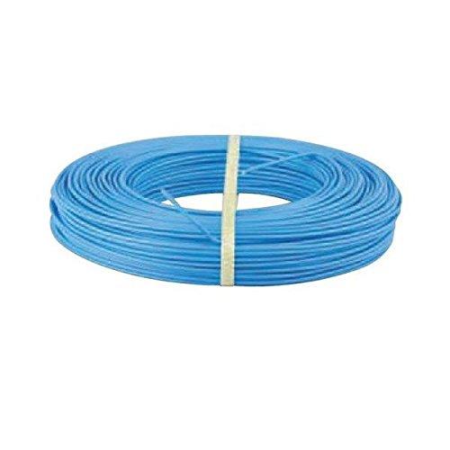 shopelec –  inalá mbrico de instalació n ho7-vu 1.5 mm colores diferentes –  azul