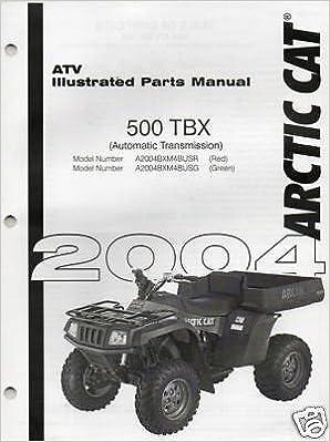arctic cat 500 manual