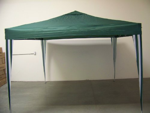 Pop up Gazebo 10x10 Foot Party Tent, Awning Green Gazebos, Brand New by Petra