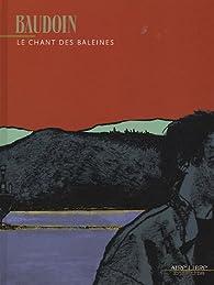 Le chant des baleines par Edmond Baudoin