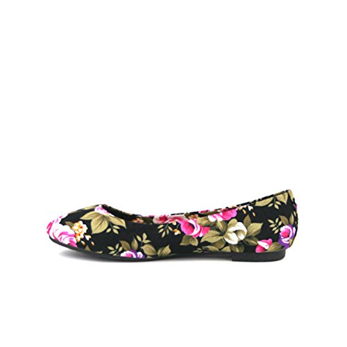 Shoes Femme Chaussures It's Floral Ballerine Cendriyon qxztpH6