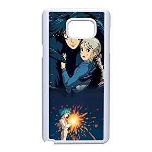 Samsung Galaxy Note 5 Phone Case White Howl's Moving Castle NLG7829669