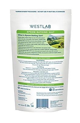 Westlab's Epsom Bathing Salt