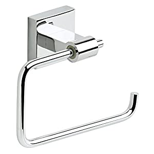 Franklin Brass MAX50-PC Maxted, Polished Chrome Toilet Tissue Paper Holder