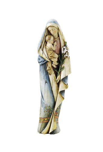 Josephs Studio Madonna W/ Child Mother Mary Statue