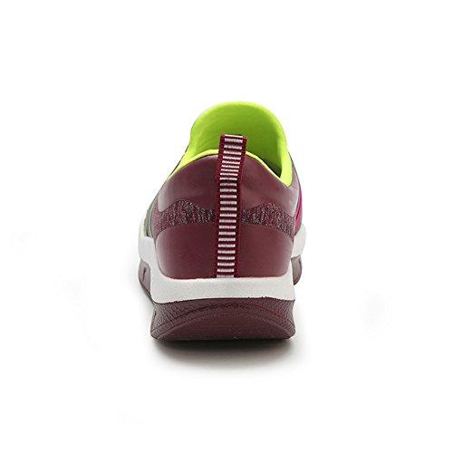 Ocasionales Mediana Re Gran Ladies Fitness Deporte Moda Mujer Zapatos Shake Edad Wild De Zapatillas Shaking Tamaño Antideslizantes wYRXzzgq
