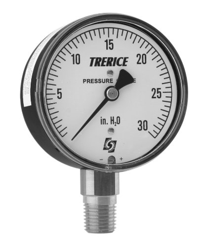trerice-760b2502lt685-low-pressure-gauge-25-dial-0-5-psi-1-4-npt-brass-connection-lower-mount