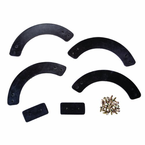 Oregon 73-051 Ruber Paddle Set Replacement for 73-050 MTD Auger Assembly (Snow Blower Paddles compare prices)