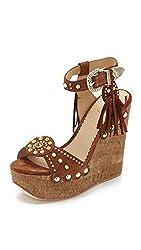 Ash Women's Bliss Sandals, Sigaro/Desert, 35 EU (5.5 B(M) US Women)
