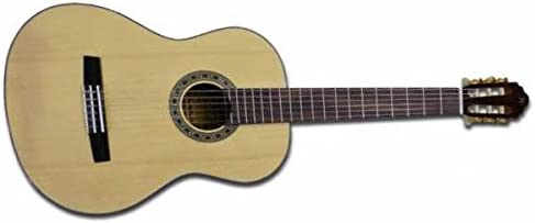 Guitarra Española Jaime Cortés JC200: Amazon.es: Instrumentos ...
