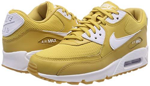 Naranja Mujer white Wmns Max Deporte Air Gold Brown 90 gum wheat white Para Zapatillas De 701 Light Nike zg8n4x8