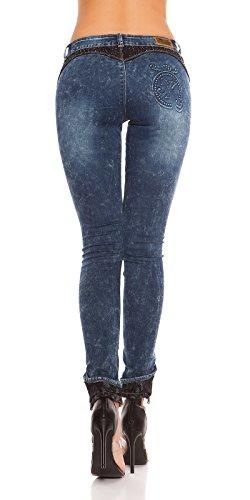 Koucla Jeans Koucla Jeans Blu Donna wZ8q0FwU