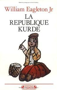 Republique Kurde par William Eagleton