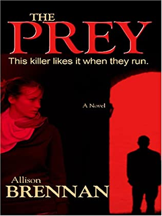 book cover of The Prey