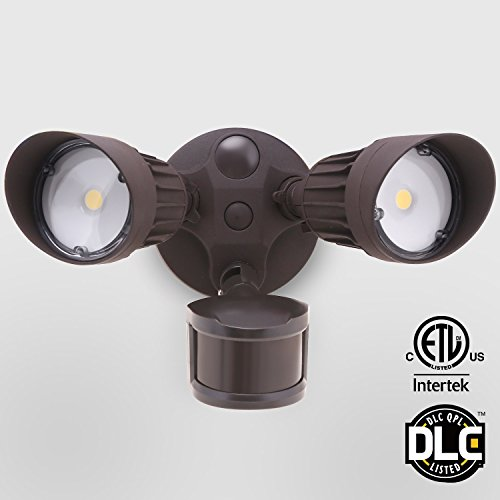 Efficient Outdoor Security Lighting