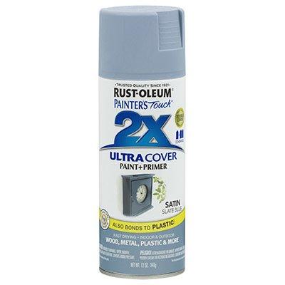 Rustoleum Slate Blue Spray Paint