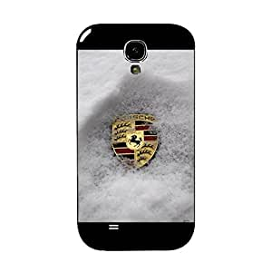 Classical Glam Design Porsche Phone Case Cover for Samsung Galaxy S4 I9500 Premium Customised Porsche Series Case Cover