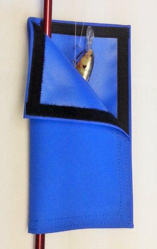 Lure Protectors – 4 pack mediums (Blue)