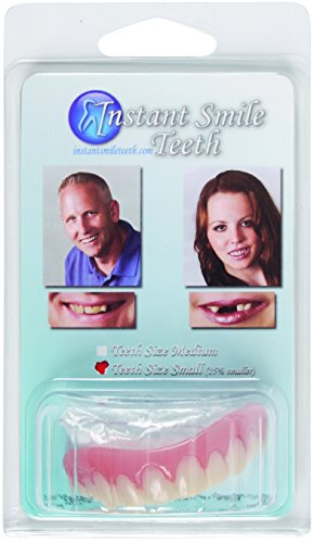 (Billy Bob Instant Smile Costume False Teeth Toy, Small,)