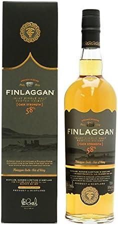 Finlaggan Finlaggan Cask Strength Small Batch Release 58% Vol. 0,7L In Giftbox - 700 ml