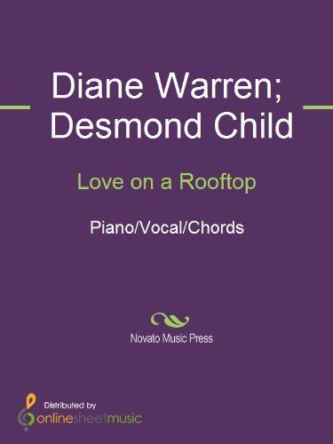 Love On A Rooftop Kindle Edition By Desmond Child Diane Warren