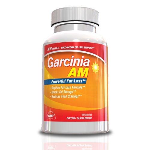 Garcinia AM-Fat Belly Buner w / Garcinia Cambogia 60 capsules, d'approvisionnement de 30 jours, les hommes et les femmes Fat Buster, toute perte Day Long Poids et métabolisme appoint, parfait pour Outremangeurs vacances