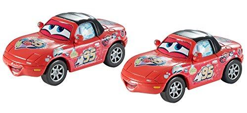 Mia Car (Disney/Pixar Cars, 2015 Race Fans Die-Cast Vehicles,