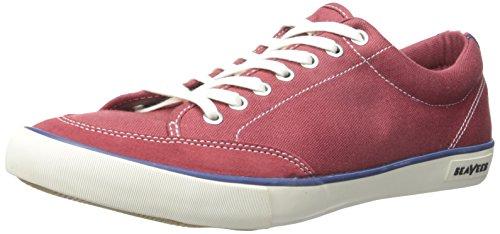 Seavees Mens 05/65 Westwood Tennis Standard Mode Sneaker Röda