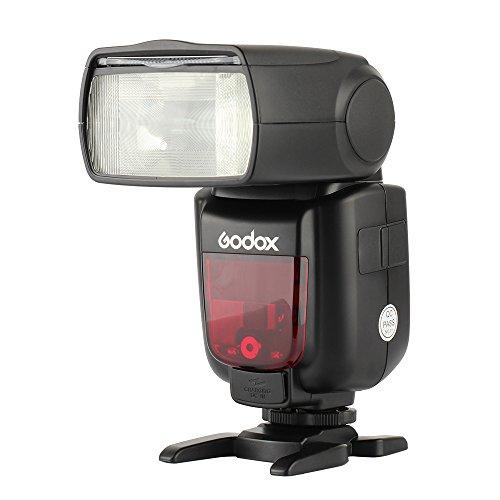 Godox TT685O TTL Camera Flash Speedlite Light High Speed Sync 1/8000s GN60 2.4G Compatible for Olympus Panasonic Camera+Diffuser & Filter +USB LED
