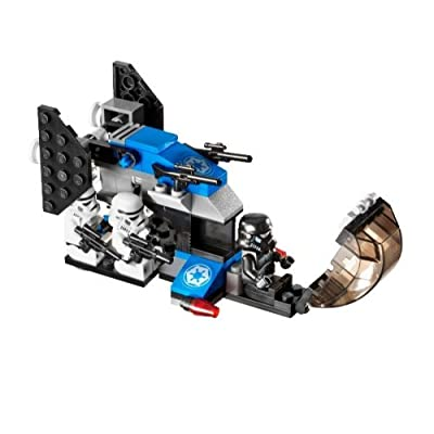 LEGO Star Wars Imperial Dropship 7667: Toys & Games