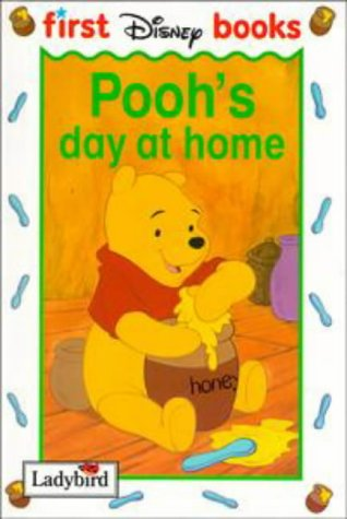 Winnie the Pooh's Day at Home (First Disney S.)