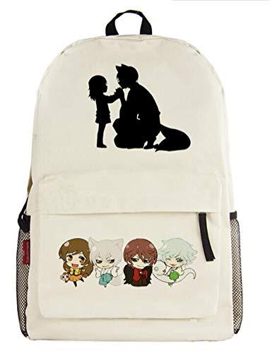 YOYOSHome Kamisama Kiss Anime Tomoe Cosplay Messenger Bag Backpack School Bag