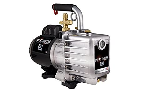 JB Industries DV-285N Platinum 10 CFM Vacuum Pump